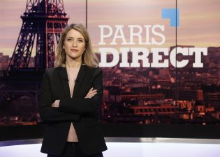 JOURNALISTE FRANCE 24 Paris Direct