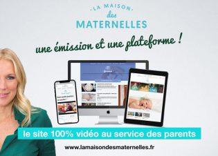 SITE INTERNET LA MAISON DES MATERNELLES