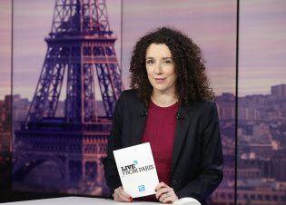 PRESENTATEURS MATINALE FRANCE24