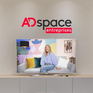 ADspace entreprises Campagne TV